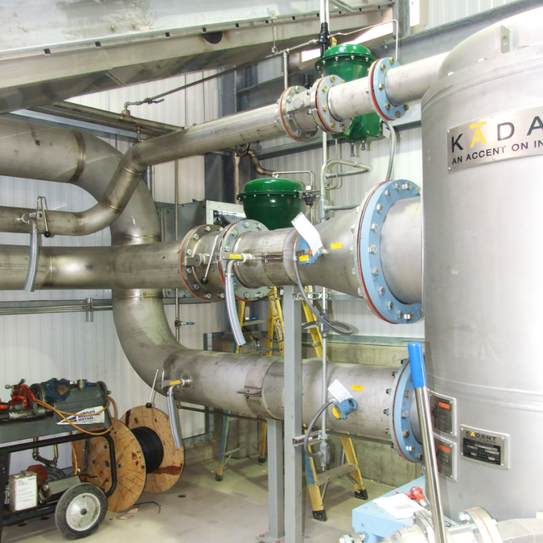 Process Equipment & Piping Services